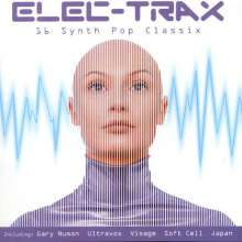 Various Artists: Elec-Trax - 16 Synth Pop Classix, CD