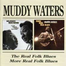 Muddy Waters: The Real Folk Blues / More Real Folk Blues, CD