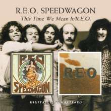 REO Speedwagon: This Time We Mean It / R.E.O., CD