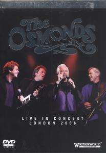 Osmonds: Live In Concert - London 2006, DVD