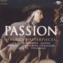 Passion - Sacred Masterpieces, 15 CDs