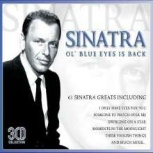 Frank Sinatra  (1915-1998): Ol' Blue Eyes Is Back, 3 CDs