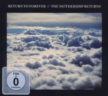 Return To Forever: The Mothership Returns (2 CDs + DVD), 2 CDs