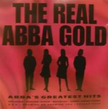 The Abba Tribute Band: Real Abba Gold: Abba's, CD