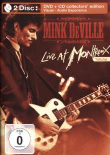 Mink DeVille: Live At Montreux (DVD + CD), DVD