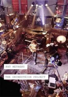 Pat Metheny  (geb. 1954): The Orchestrion Project, 2 DVDs
