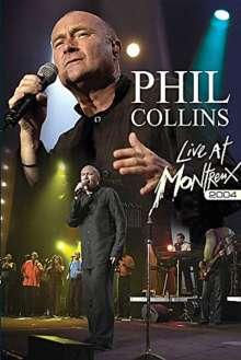 Phil Collins: Live At Montreux 2004, 2 DVDs