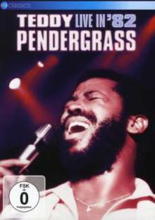 Teddy Pendergrass: Live In '82, DVD