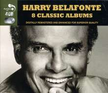 Harry Belafonte: 8 Classic Albums, 4 CDs
