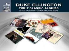 Duke Ellington  (1899-1974): Eight Classic Albums, 4 CDs