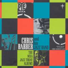 Chris Barber  (geb. 1930): The Nixa Jazz Today Albums, 6 CDs