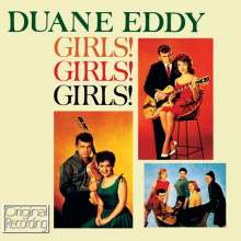 Duane Eddy: Girls Girls Girls, CD