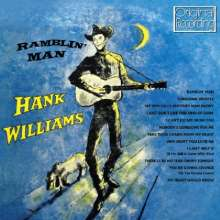 Hank Williams: Ramblin' Man, CD