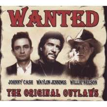 Cash; Jennings; Nelso: Wanted: The Original Ou, 3 CDs