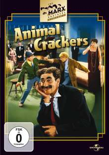 Marx Brothers: Animal Crackers, DVD