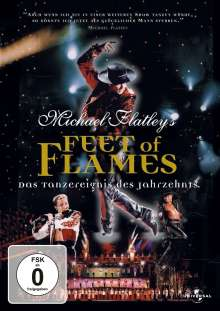 Michael Flatley: Feet Of Flames, DVD