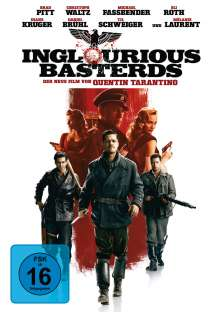 Inglourious Basterds, DVD