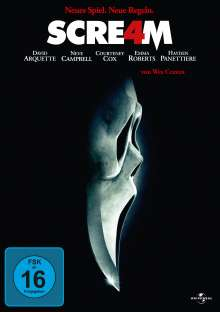 Scream 4, DVD
