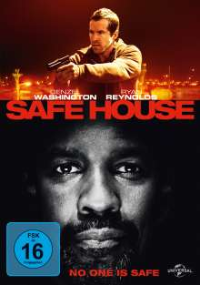 Safe House (2011), DVD