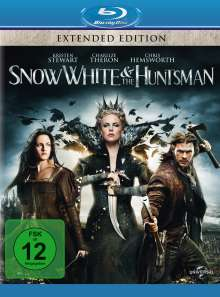 Snow White And The Huntsman (Blu-ray + Digital Copy), Blu-ray Disc