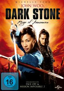 Dark Stone - Reign of Assassins, DVD