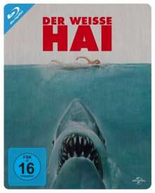 Der weiße Hai (Steelbook) (Blu-ray & Digital Copy), Blu-ray Disc