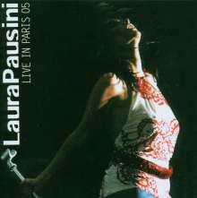 Laura Pausini: Live In Paris 2005, CD