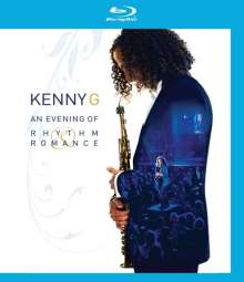 Kenny G: An Evening Of Rhythm Romance, Blu-ray Disc