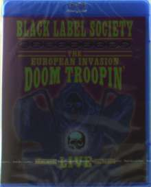 Black Label Society: European Invasion Live 2005..., Blu-ray Disc
