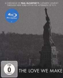 Paul McCartney: The Love We Make, Blu-ray Disc