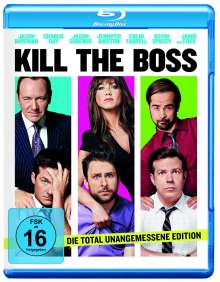 Kill The Boss (Blu-ray), Blu-ray Disc