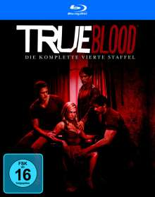 True Blood Season 4 (Blu-ray), 5 Blu-ray Discs