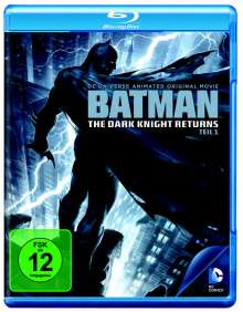 Batman: The Dark Knight Returns Teil 1 (Blu-ray), DVD