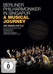 Berliner Philharmoniker in Singapur: A Musical Journey, DVD