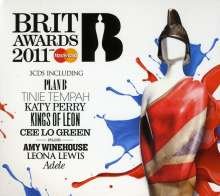 Various Artists: Brit Awards 2011, The, 3 CDs