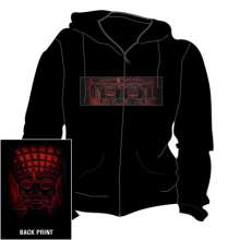 Tool: Red Face Zipped Hoody (Größe L), T-Shirt
