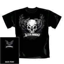 Alter Bridge: Skull Wings (Größe XL), T-Shirt
