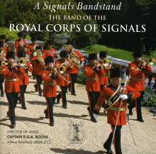 Band Of The Royal Corps: A Signals Bandstand, CD
