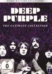 Deep Purple: Music Masters Collection, 4 DVDs