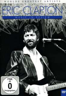 Eric Clapton: Music In Review, DVD