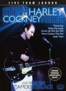 Steve Harley & Cockney Rebel: Live From London 1984, DVD