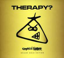 Therapy?: Crooked Timber:Deluxe Gold Ed., CD