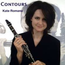 Kate Romano - Contours, CD