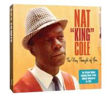 Nat 'King' Cole  (1919-1965): The Very Thought Of You, 2 CDs