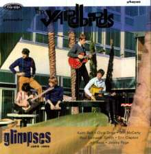 Yardbirds: Glimpses 1963-1968, 5 CDs