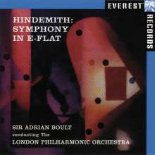 Paul Hindemith (1895-1963): Symphonie in Es, CD