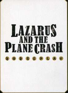 Lazarus & The Plane Crash: Horseplay, CD