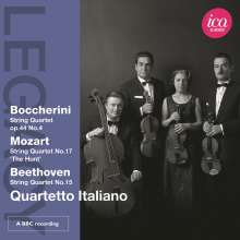Quartetto Italiano, CD