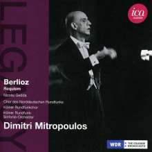 Hector Berlioz (1803-1869): Requiem, CD