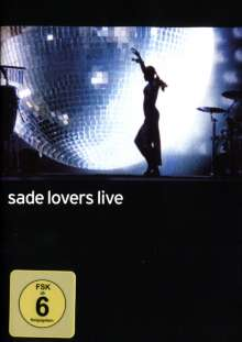 Sade: Lovers Live, DVD